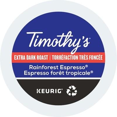 Timothy's Rainforest Espresso