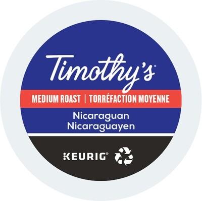 Timothy's Nicaraguan