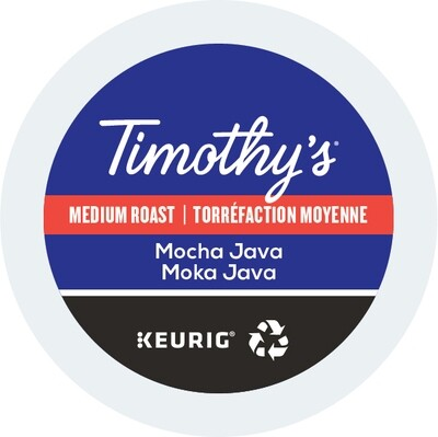 Timothy's Mocha Java Kcup