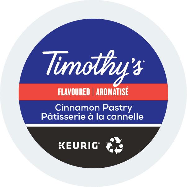 Timothy's Cinnamon Pastry