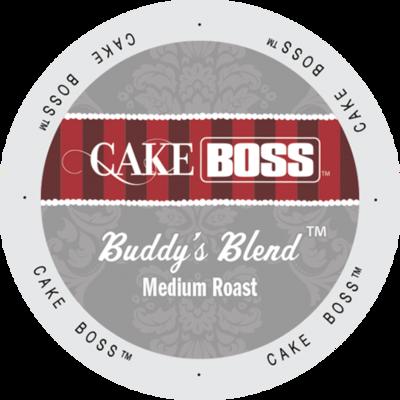 Cake Boss Buddy's Blend