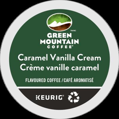 Green Mountain Caramel Vanilla Nut