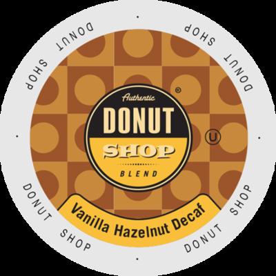 Donut Shop Hazelnut Decaf