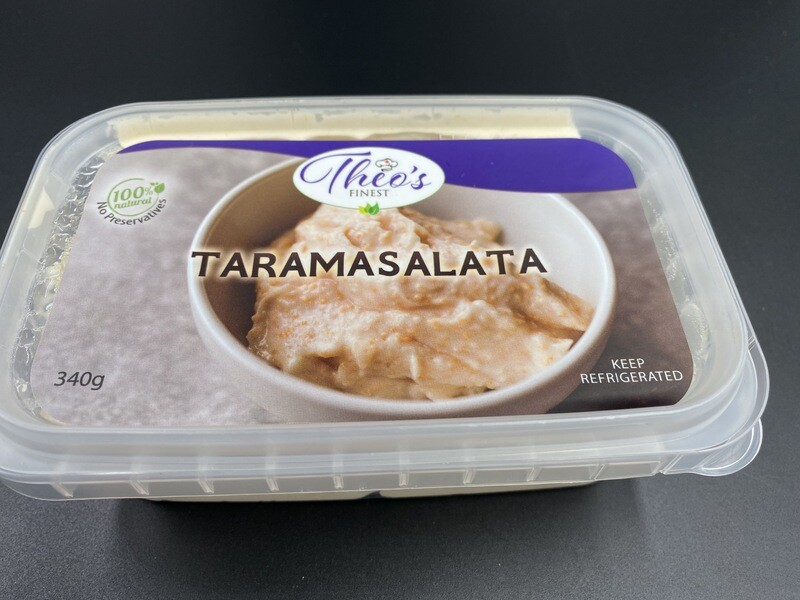 Taramasalata