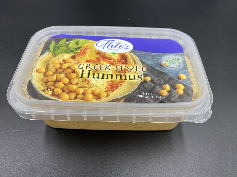 Hummus - Greek Style