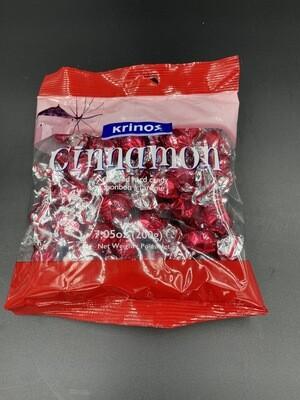 Krinos Cinnamon Candy