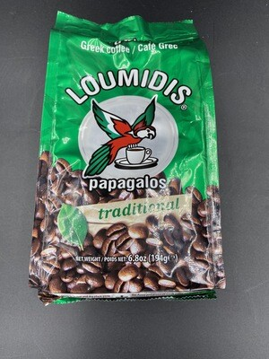 Loumidi Greek Coffee