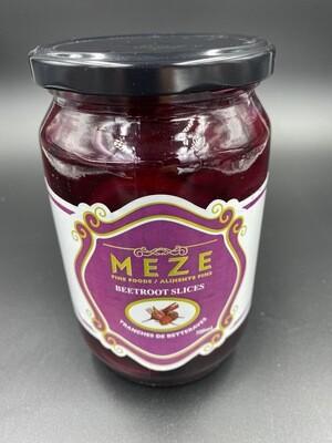 Meze - Beetroot Slices
