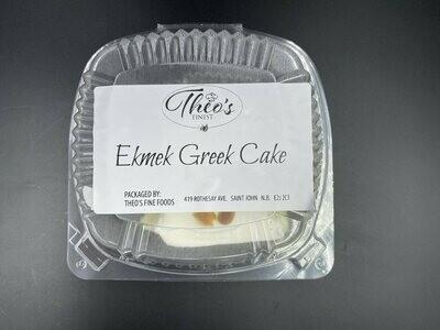 Greek Ekmek Cake