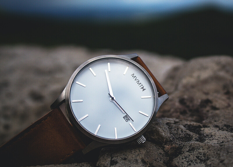 A watch for an individual with disabilities