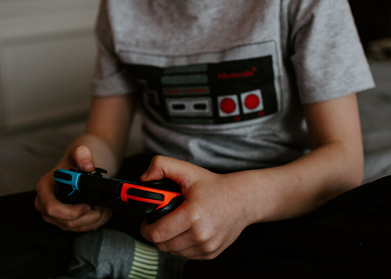 Gaming system for adults with developmental disabilities