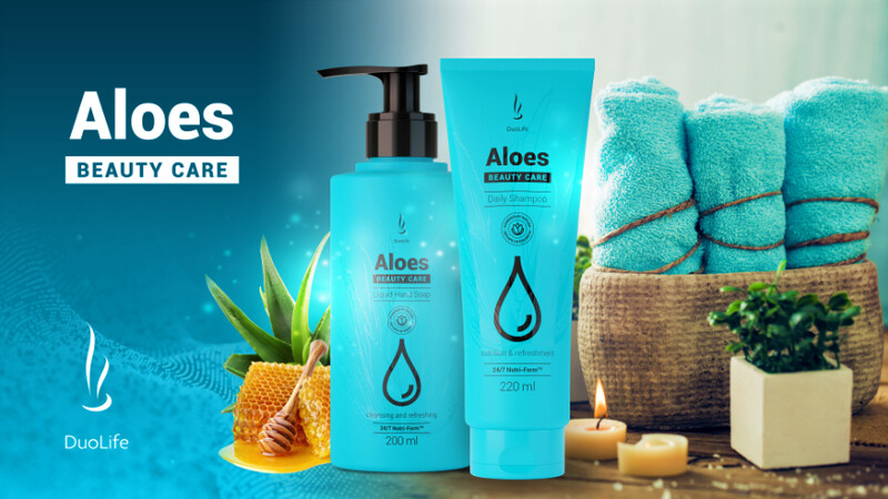 Aloes Shampoo