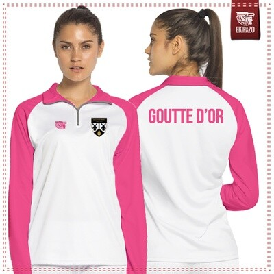 Sweat femme Goutte d'Or FC
