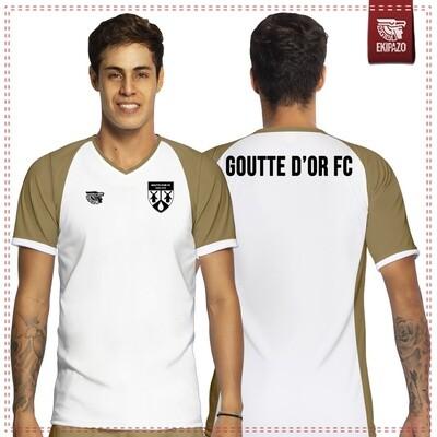 Maillot entraînement Goutte d'Or FC