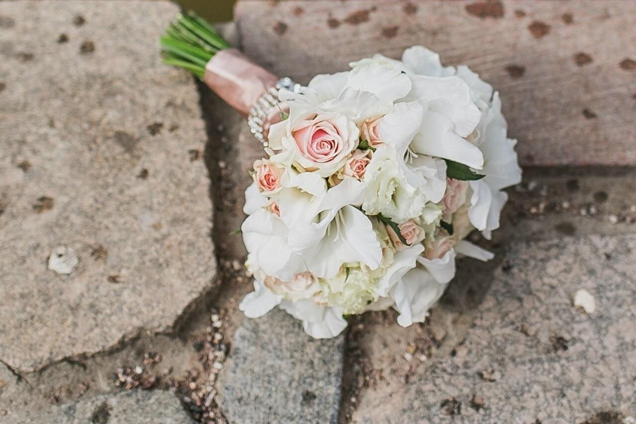 Букет невесты 003