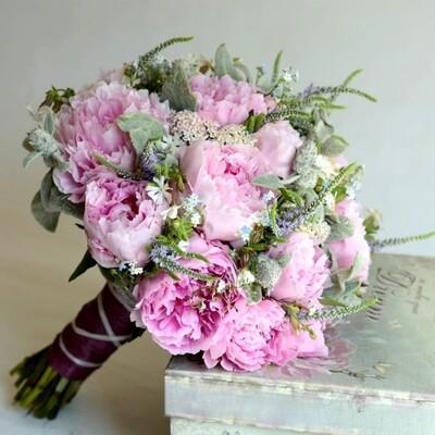 Букет невесты 006