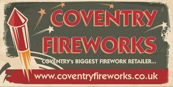 Coventry Fireworks Online Shop