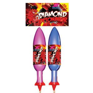 Diamond Detonator Rockets