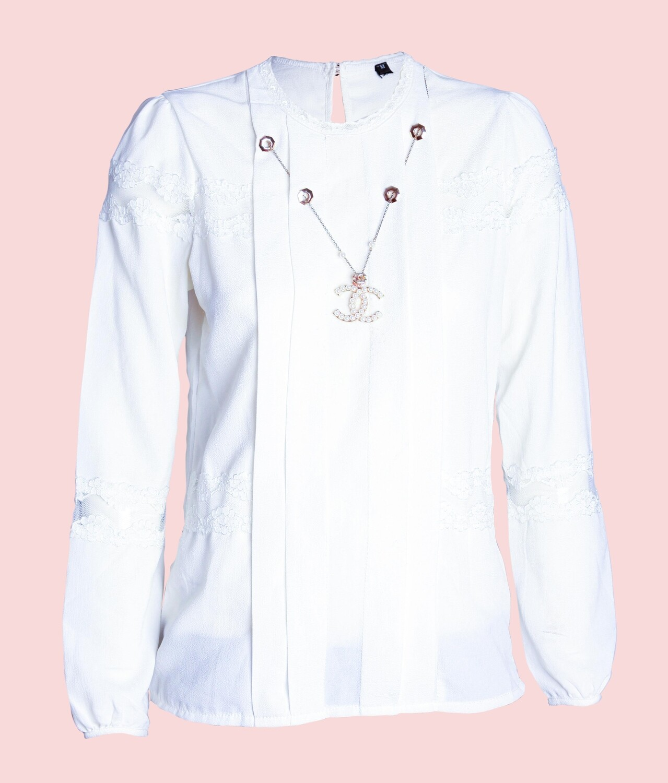 Vintage Chanel shirt