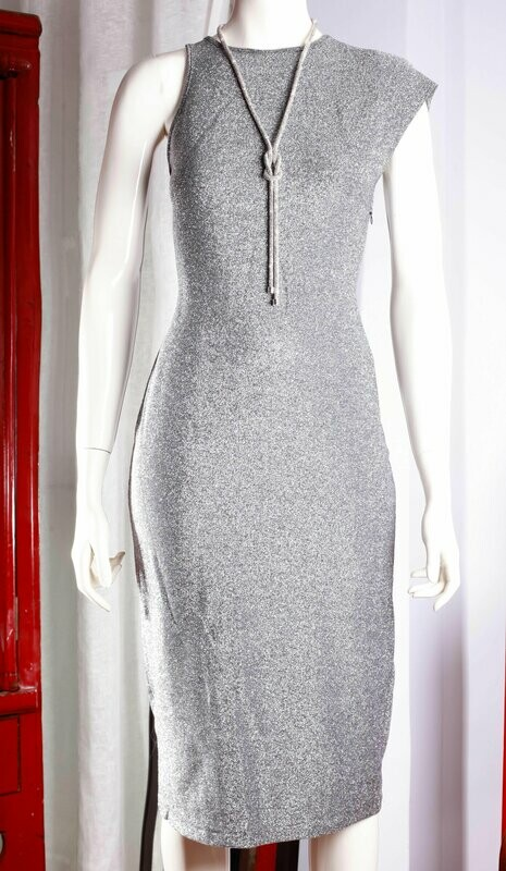 Dress silver by Formula Joven
