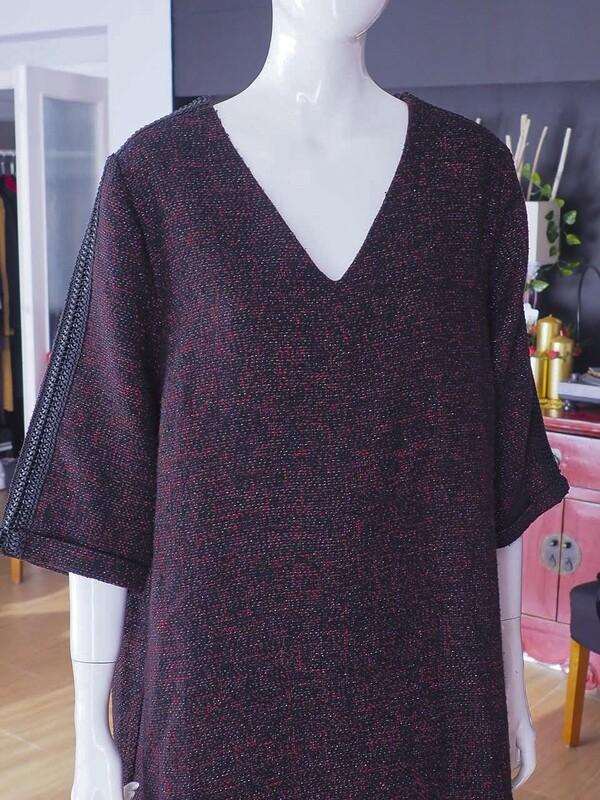 robe en laine