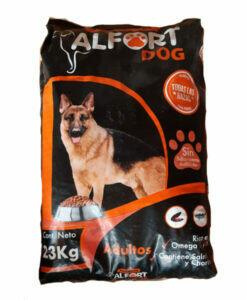 Alimento para Perros Marca Alfort-22