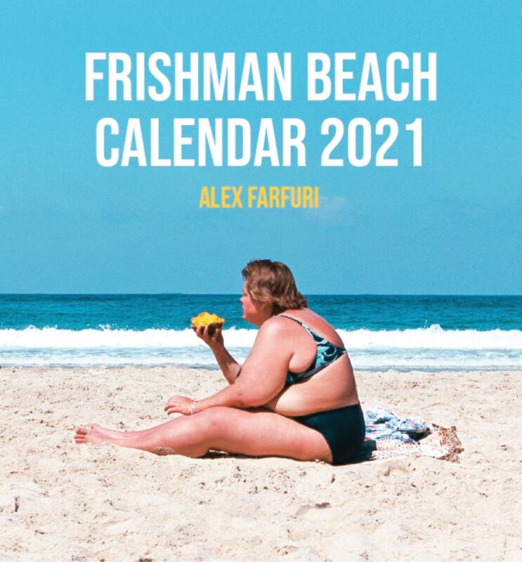 Frisman Beach Calendar 2021