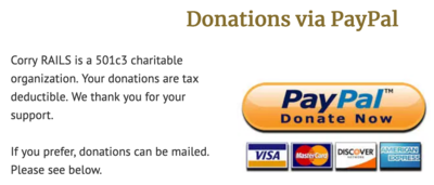 A 313 Donations