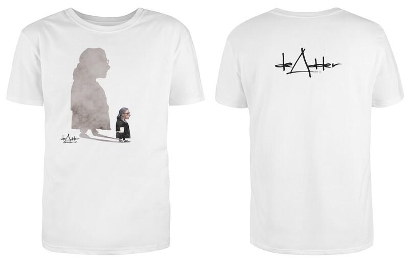 RIP RBG T-shirt