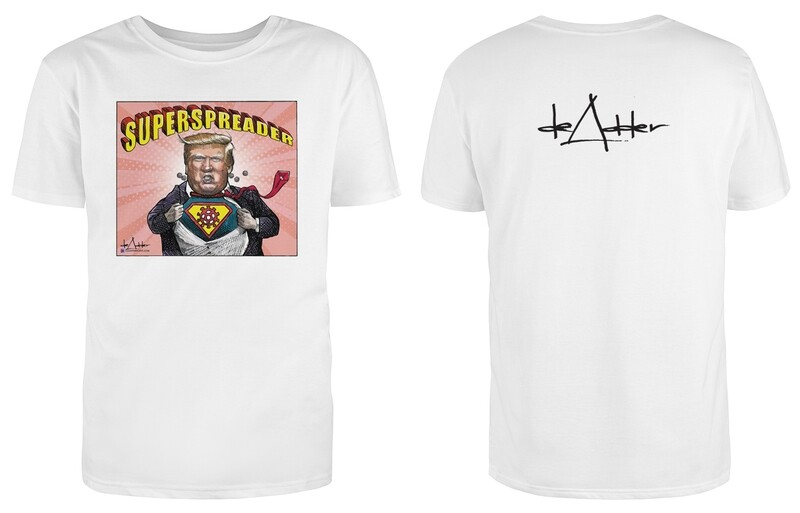 Superspreader t-shirt