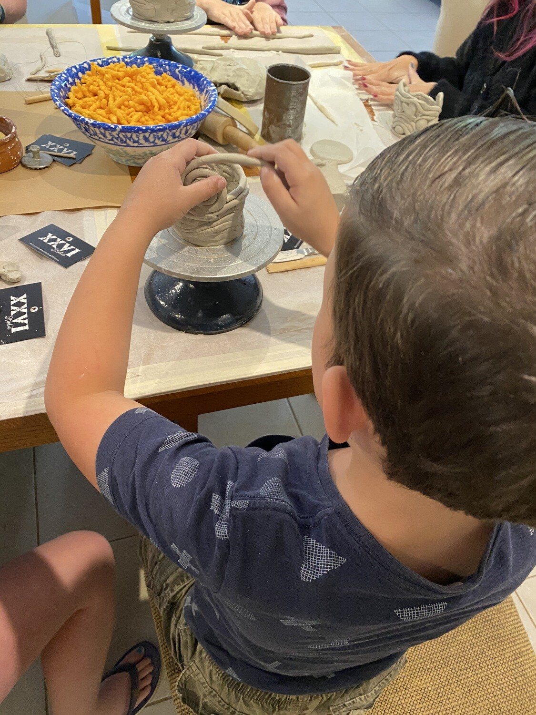 Term Kids Art club