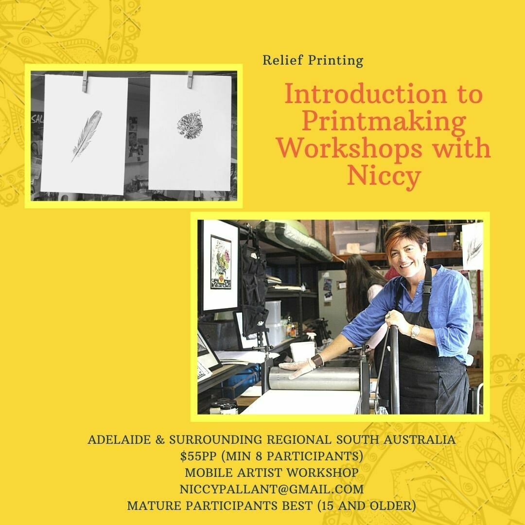 Introduction to Printmaking Workshop
