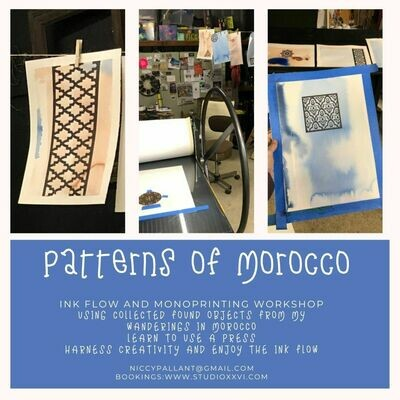 Patterns of Morocco