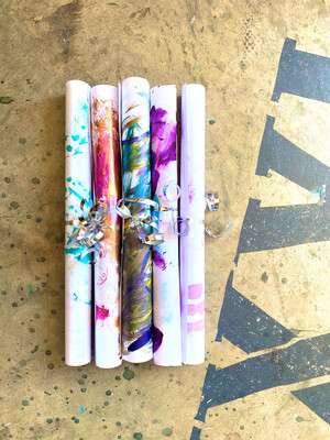 Wrapping Paper By Vera