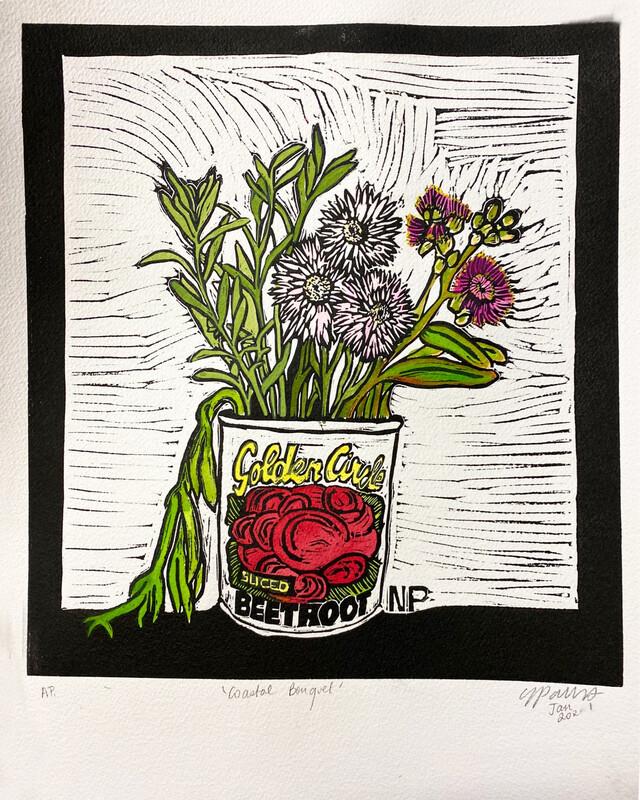 'Coastal Bouquet'