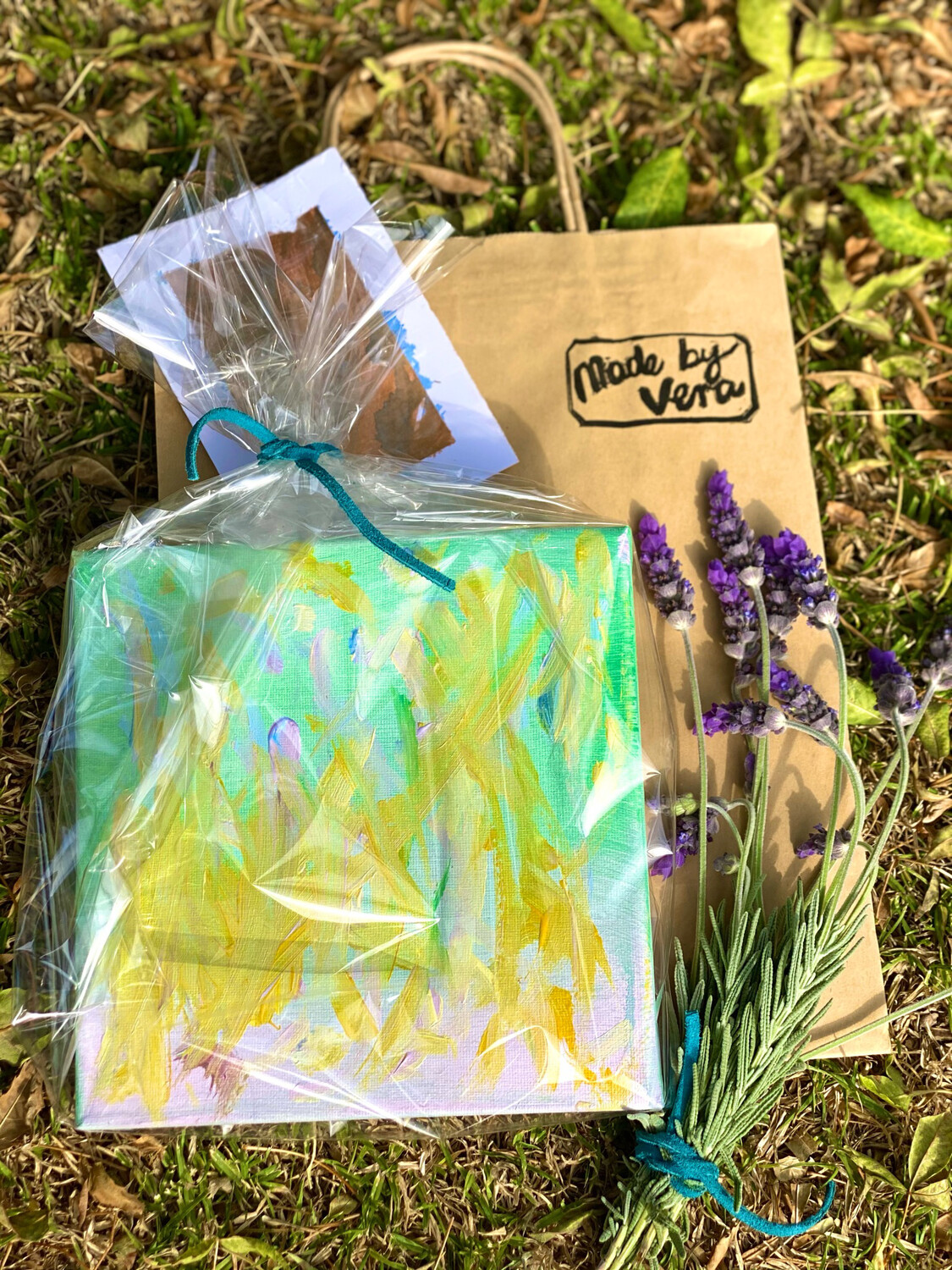 Lavender Gift Pack By Vera