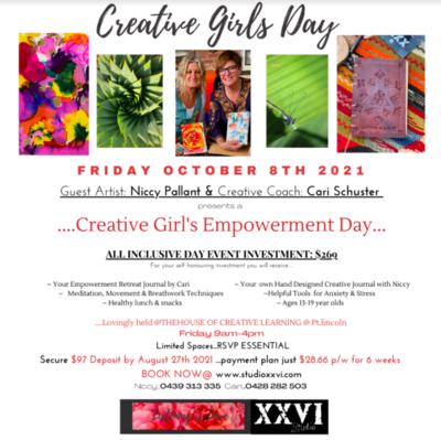 Creative Girl's Empowerment Day