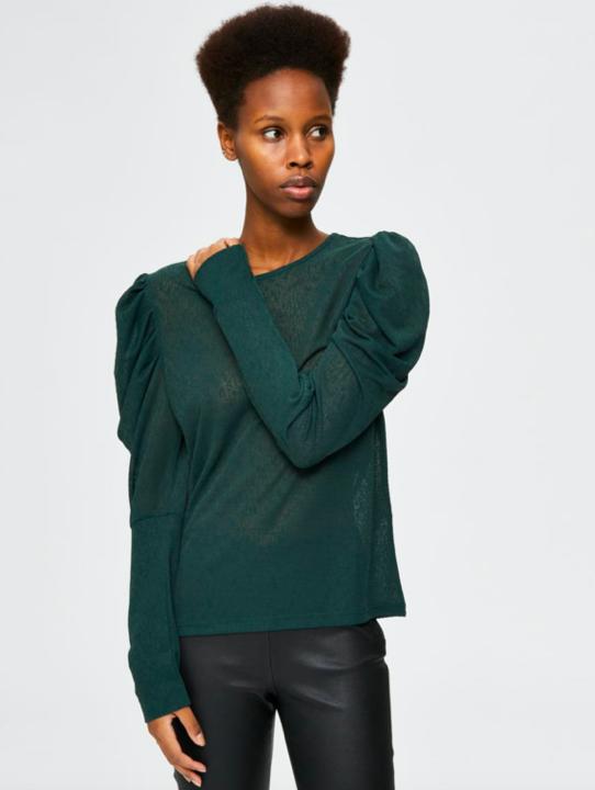 Only Onlkaja Ls Shirt WVN D/ébardeur Femme
