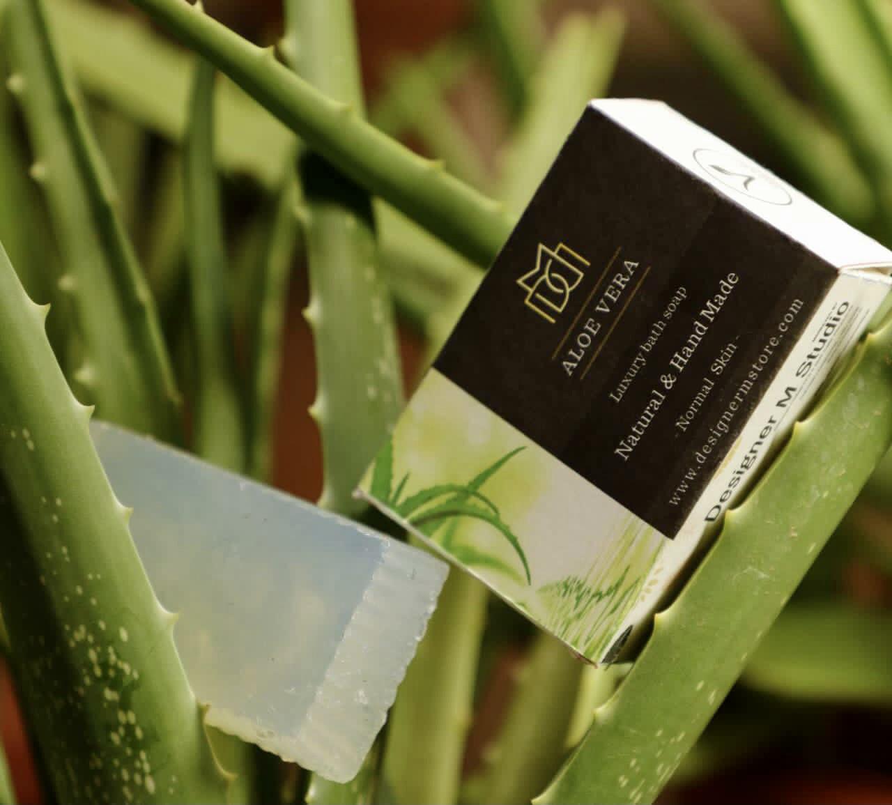Aloe Vera Soap (100gm)