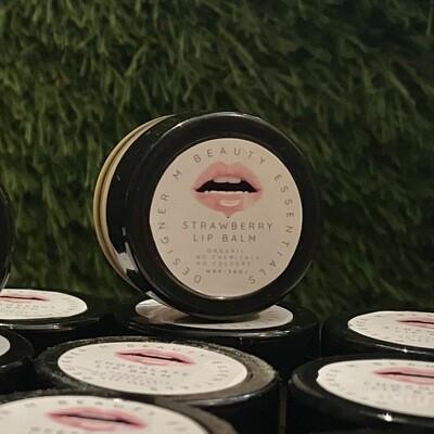 Strawberry Lip Balm - 8gm