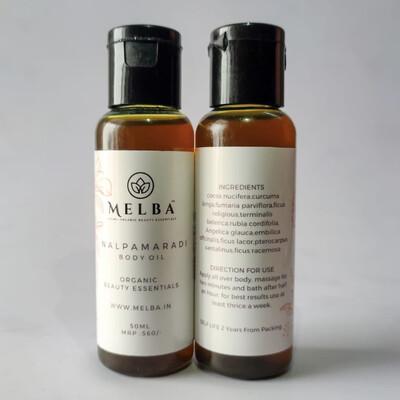 Nalpamaradi Body Oil - 50 Ml