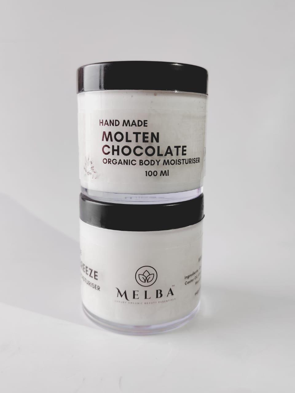 Molten Chocolate - Body moisturiser (100gm)