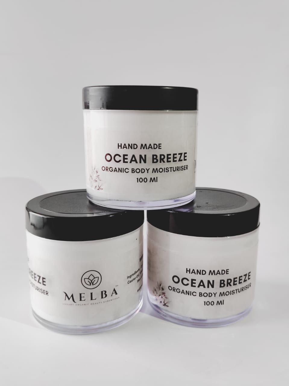 Ocean Breeze - Body Moisturiser (100gm)
