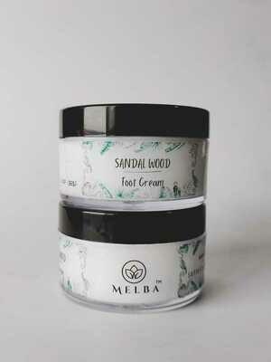 Sandalwood Foot Cream - 50ml