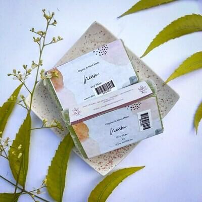 Neem Organic Soap - Dry Skin