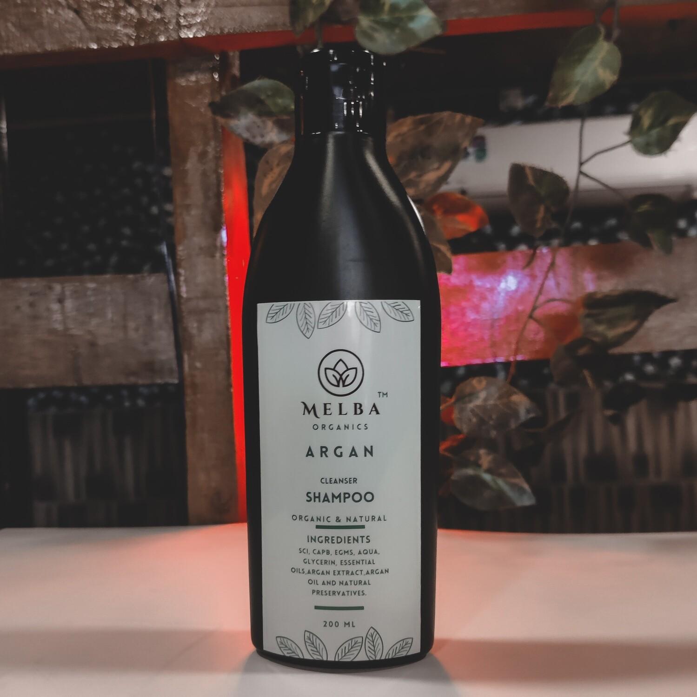 Argan Organic Hair Shampoo (200ml)