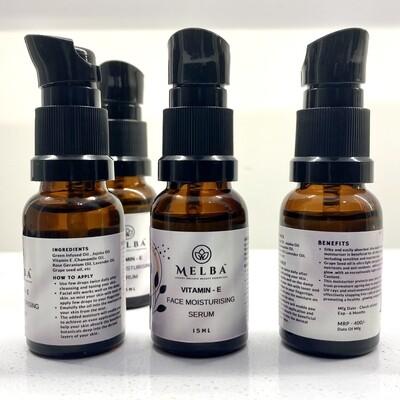 Vitamin E - Face Moisturising Serum