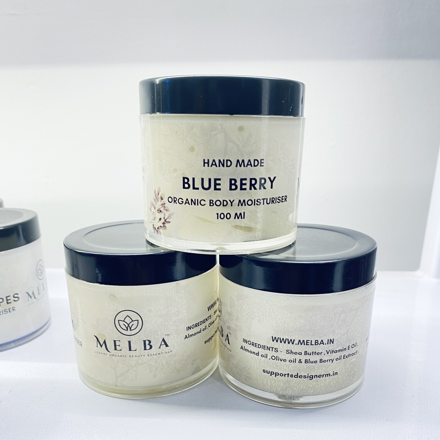 Blue Berry Body Moisturiser
