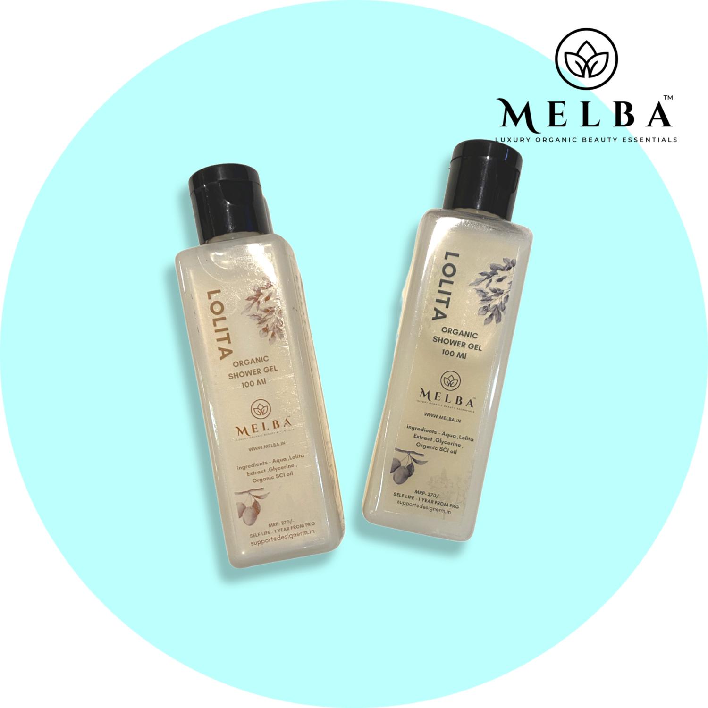 Lolita Organic Body Wash -(100 ml )