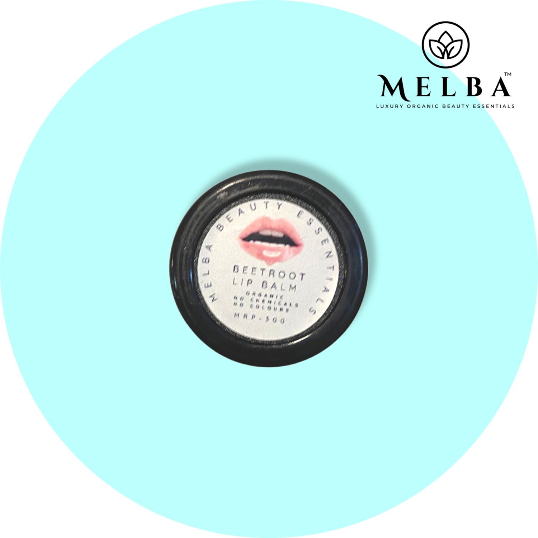 Beetroot Lip Balm - 8gm